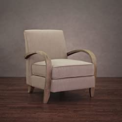 Linen accent chair linen 4th anniversary gifts for men