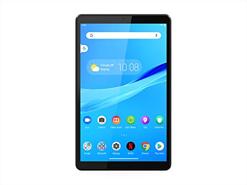 "Lenovo Tab M8- Tablet de 8"" (1280x800) IPS, (MediaTek Helio A22, 2 GB de RAM, 32 GB ampliables hasta 128 GB, Android 9, WiFi + Bluetooth 5.0), Gris"