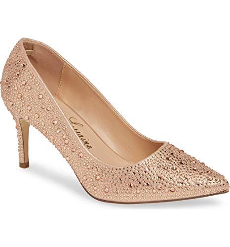 Lauren Lorraine — Escarpim feminino — Prata, Ouro rosa, 9