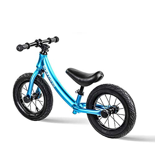 High end Tricycle Present Trike Balance Bike for 2,3,4,5,6 Years old Children,Balance Bicycle for Boys Girls No Pedal Running Walking Training for Kids with Adjustable Seat,Blue