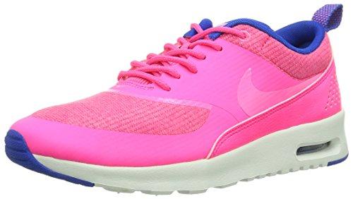 Nike WMNS Air Max Thea Premium Damen Sneakers, rosa (rot), 38