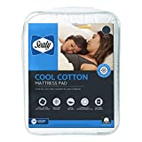 Sealy Stain Release Moisture Wicking, King, White