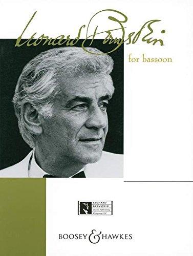Bernstein for Bassoon: Fagott und Klavier.