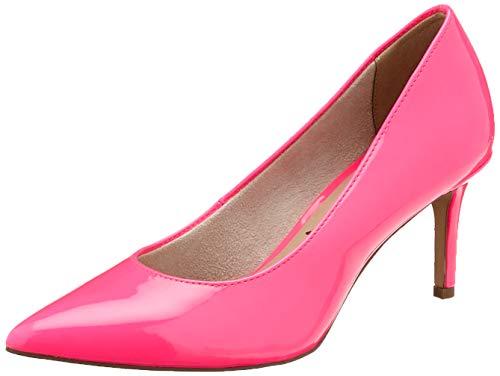 Tamaris Damen 1-1-22421-24 Pumps, Pink (Pink Neon 511), 36 EU