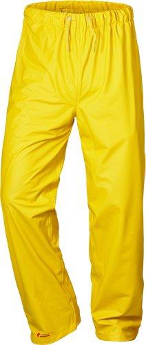 Norway PU Bund-Hose Arbeits-Hose - gelb - Größe: XL