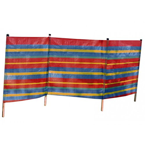 Solmar Paravientos para Playa 300 x 120 cm
