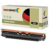 TONER EXPERTE® Negro Cartucho de Tóner Compatible con HP CF350A 130A (1300 páginas) HP Colour Laserjet Pro MFP M176n M177fw