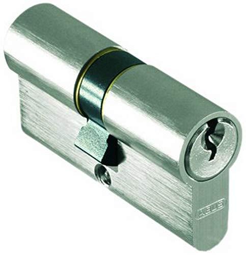 ABUS Profilzylinder C 73 N 30/30 SB nach DIN V 18252 Klasse 2, inklusiv 5 Schlüssel