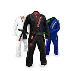 an overview of good BJJ gi
