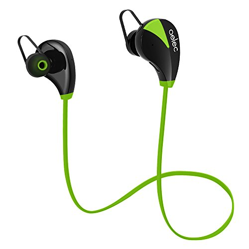 Gift ideas for the letter W include these wireless headphones that are great for working out.