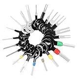 Lot de 21 Auto Outil d'extraction de bornes de câblage électrique