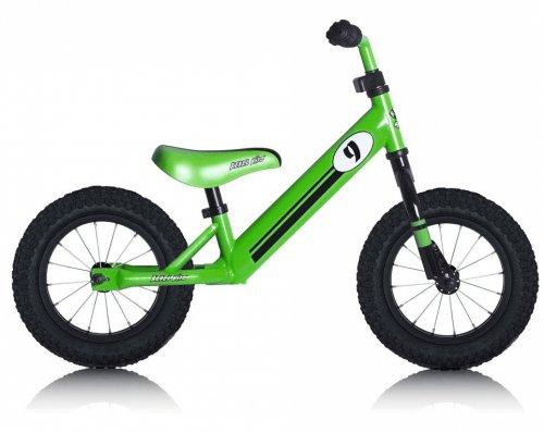 Rebel Kidz-Draisienne Enfant Rebel Kids Racing Vert 12.5'-Vélos Complets