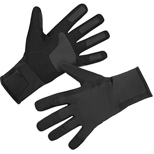 Endura Pro SL wasserdichter Primaloft Handschuhe - Schwarz Größe XL