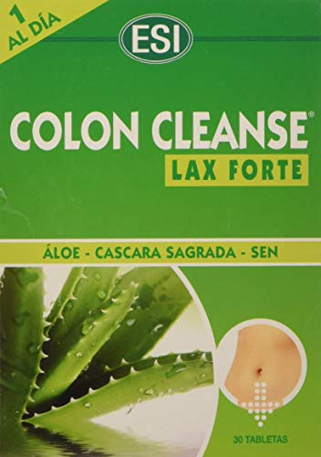 COLON CLEANSE LAX FORTE 850 mg x 30 Tabs
