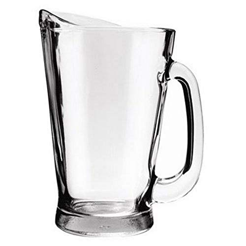 Chrystal Beer Pitcher