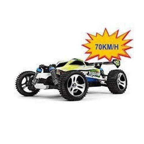 Ferngesteuertes Autospielzeug 1/18 Full Digital Proportional 4x4 RC Car 2,4 GHz Buggy Monster Truck Ferngesteuertes Auto 70 km / h 4WD Fast Agile Rennwagenspielzeug für Geschenke für Erwachsene und K