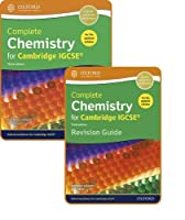Complete Chemistry for Cambridge IGCSE (R): Student Book & Revision Guide Pack Third Edition