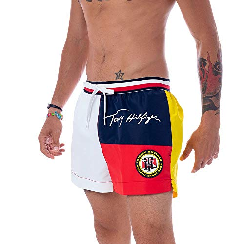 Tommy Hilfiger Short Drawstring RED - L