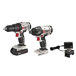 Top Rated Cordless Drill with Porter-Cable PCCK604L2