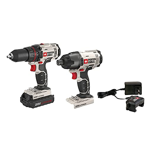 PORTER-CABLE 20V MAX Power Tool Kit