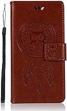 Flip Cases - Leather Case For for Asus Zenfone Max Plus Pro M1 ZB570TL ZB601KL ZB555KL 3 4 ZC520TL ZC554KL M2 ZB631KL ZE552KL 5Z Flip Case (Brown ZB555KL)