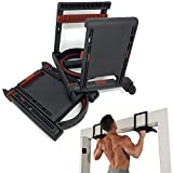 RYZE-UPS - Pull Up Bar Handles, Doorframe Pull-up Bar, Home and Travel Doorway Gym