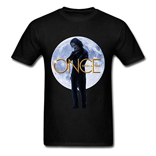 Exceed Men T Shirts Vintage Cute Rumplestiltskin Once Upon a Time Short Sleeve Tops Hipster Tees T-Shirt Male Printed