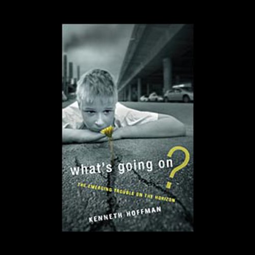 What's Going On? audiobook cover art