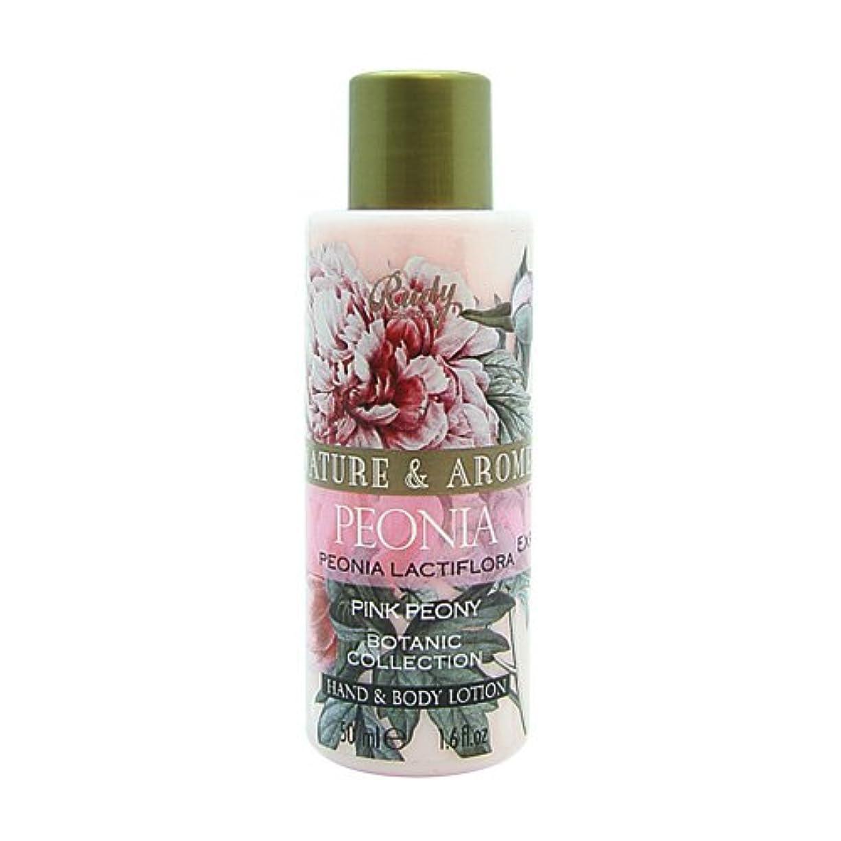 吸収する動詞パドルRUDY Nature&Arome SERIES ルディ ナチュール&アロマ Mini Body lotion ミニボディローション ピンクピオニー