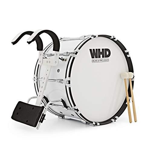 "WHD Bombo Profesional 24""x 14"" con Soporte"