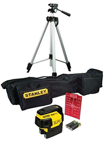 STANLEY 1-77-318 SLP3 Livella Laser Multipunti, Giallo/Nero