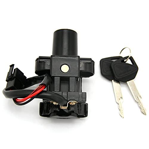 XIOSOIAHOU Motorcycle Accessories Ignition Key Switch Lock Set Fit For Honda CBR300RA CBR300R CBR250RA CBR250R/R 35100-KYJ-901 35010-KYJ-900