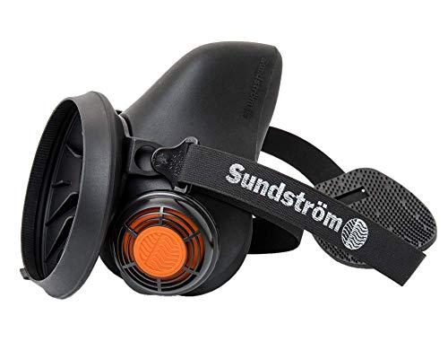 Imbema Cleton 5720070 Sundström SR100 Halbe Gesichtsmaske L/XL