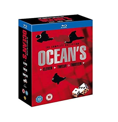 Ocean's Trilogy [Blu-ray]