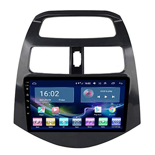Navegación de coche, 2G RAM Android 10 para Chevrolet Spark 2010-2014, reproductor de DVD multimedia estéreo para coche, navegación GPS, radio, WIFI / 4G (opcional),4g+wifi 2g+32g