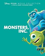 Disney Pixar Movie Collection: Monsters, Inc.: A Special Disney Storybook Series
