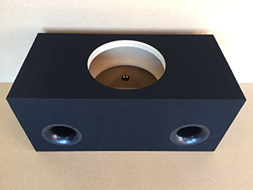 Custom Ported/Vented Sub Box Subwoofer Enclosure for 1 Sundown X-15 Subwoofer - 32 Hz