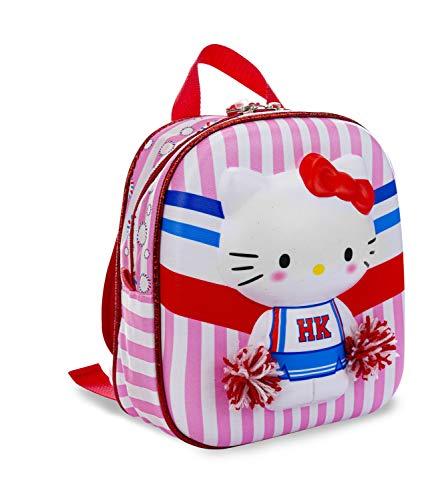 Mochila de Costas P Hello Kitty Cheerleader - Maxtoy