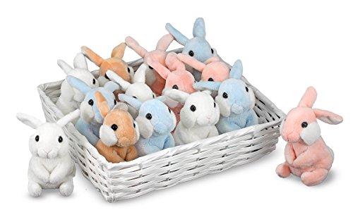 Melissa & Doug 17675 - speelgereedschap, Baby Bunny Hops, meerkleurig