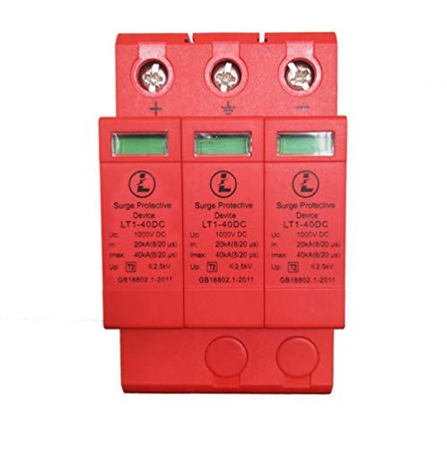Überspannungsschutzgerät Für Haus 3P 20 / 40Ka Niederspannungs-Ableiter(3P 20-40Ka)
