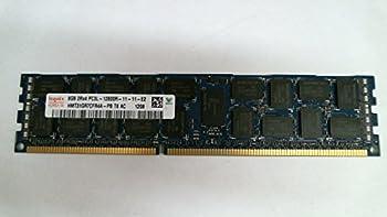 HYNIX HMT31GR7CFR4A-PB 8GB Server DIMM DDR3 PC12800 1600  REG ECC 1.35v 2RX4 240P 1024MX72 512mX4 CL