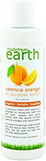 Valencia Orange Lotion for Face and Body - Organic, Holistic & Healthy For Face & Body