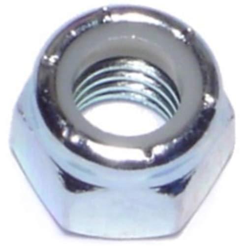 Hard-to-Find Fastener 014973284886 Coarse Nylon Insert Lock Nuts, 3/8-16, Piece-100
