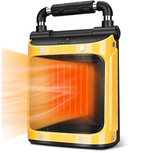 Discover Bargain Garage Heater - Space Heater for Indoor Use, 1500W Electric Heater with Adjustable ...