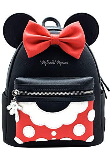 Loungefly X Disney LASR Exclusive Minnie Mouse Dress Mini Backpack