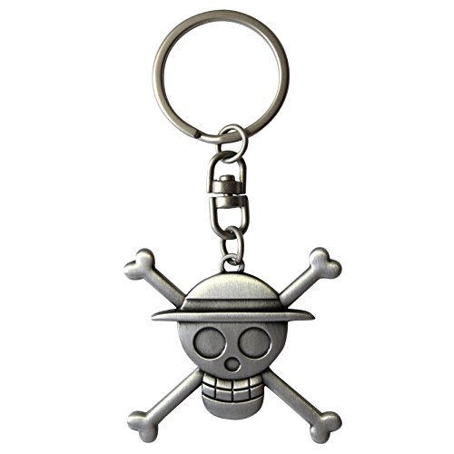 ABYstyle - ONE Piece - Skull Luffy 3D Keychain