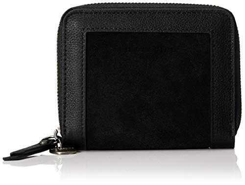 Liebeskind Berlin Damen Scouri 2 - Conny Wallet Medium Geldbörse, Schwarz (Black), 2x10x13 cm
