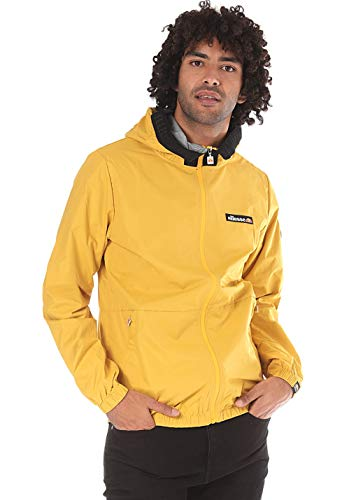 Cazadora Ellesse amarilla para hombre