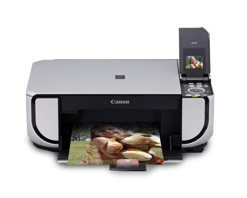Price comparison product image Canon Pixma MP520 Photo All-On-One Inkjet Printer (2178B002)