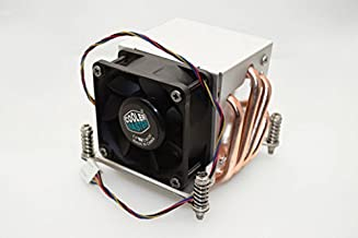 Cooler Master 2U Cooling Fan/Heatsink (SQUARE MOUNTING) Socket-R for LGA2011/2011-V3 Processor